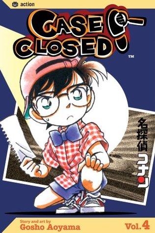 Case Closed, Vol. 4 by Gosho Aoyama