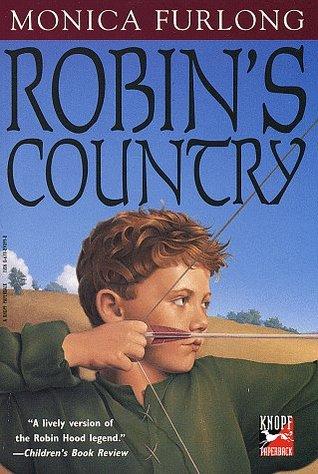 Robin's Country by Monica Furlong