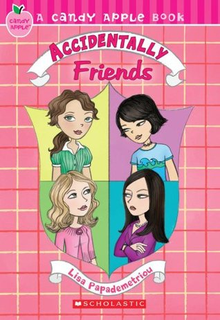 Accidentally Friends by Lisa Papademetriou