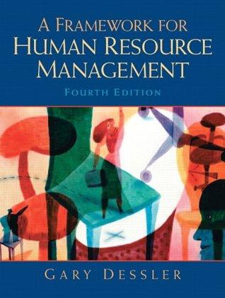 A Framework for Human Resource Management