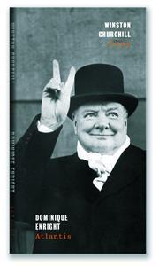 Winston Churchill: Citat / Dominique Enright: Atlantis