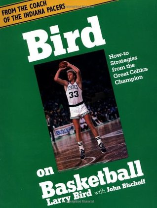 Bird On Basketball by Larry Bird