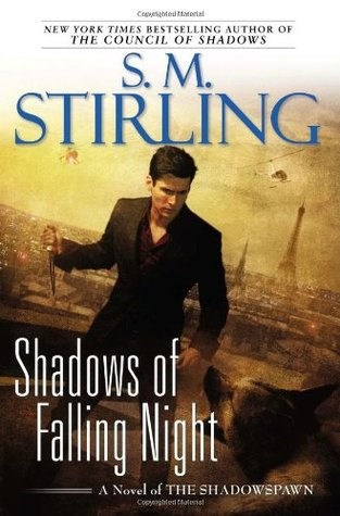Shadows of Falling Night (Shadowspawn #3...