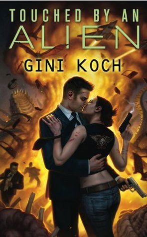 "Touched by an Alien (Katherine ""Kitty"" Katt, #1)"