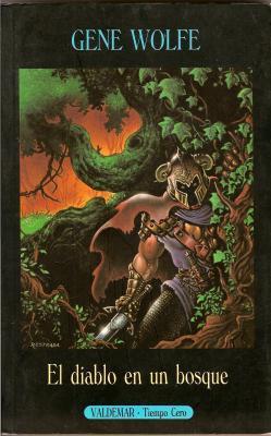 El diablo en un bosque