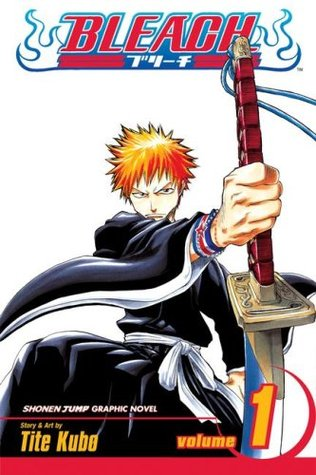 Bleach, Volume 01 (Bleach #1)