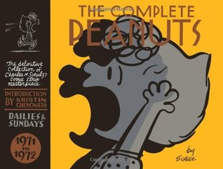 The Complete Peanuts Vol 11 1971 1972 By Charles M Schulz