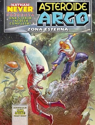 Asteroide Argo n. 7: Zona esterna
