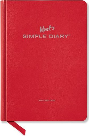 Keels Simple Diary Vol. I (Red): The Cloverleaf Edition
