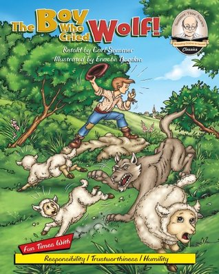 the-boy-who-cried-wolf-sommer-time-story-classic-series-book-2