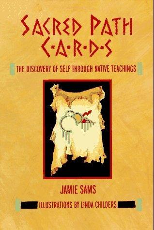Sacred Path Cards (Guidebook)