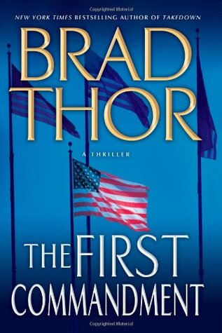 The First Commandment (Scot Harvath, #6)