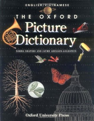 The Oxford Picture Dictionary: English-Vietnamese