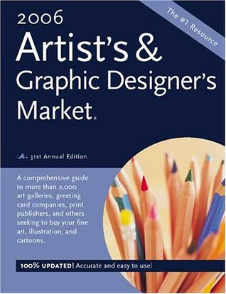 2006 Artists & Graphic Designers Market by Mary Cox