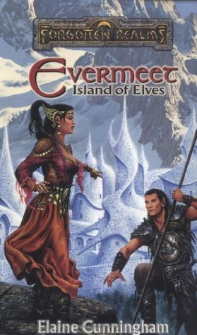 Evermeet: Island of the Elves(Forgotten Realms) - Elaine Cunningham