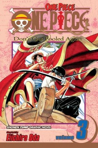 One Piece, Volume 03 (One Piece, #3)