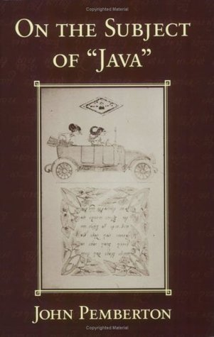"""On the Subject of """"Java"""""""