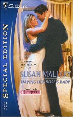 Having Her Boss's Baby (Positively Pregnant #1)