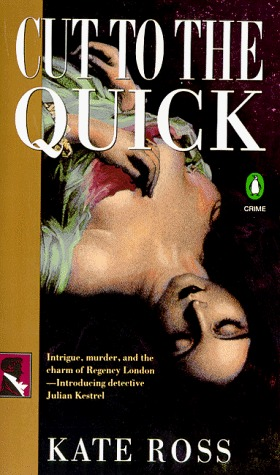 Cut to the Quick (Julian Kestrel Mysteries, #1)