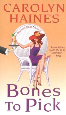 Bones To Pick (Sarah Booth Delaney, #6)