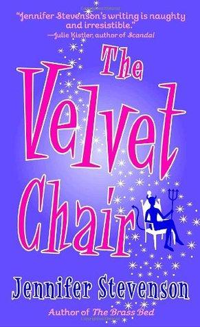 The Velvet Chair by Jennifer Stevenson