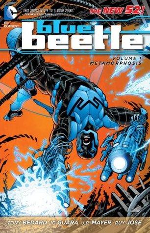Blue Beetle, Vol. 1 by Tony Bedard