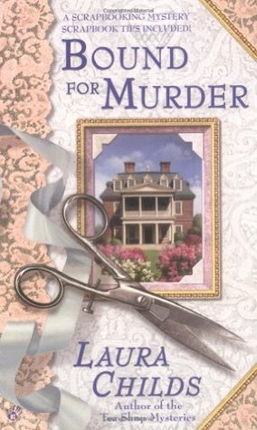 Bound for Murder (A Scrapbooking Mystery, #3)