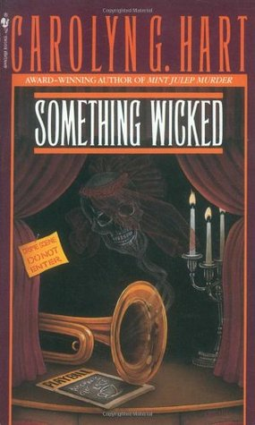 Book Review: Carolyn G. Hart's Something Wicked