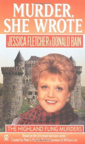 The Highland Fling Murders (Murder, She Wrote, #8)