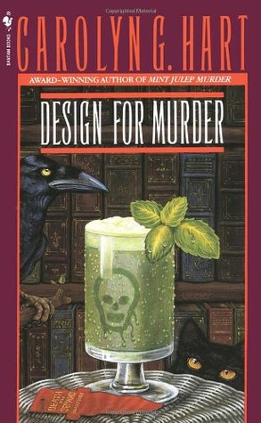 Book Review: Carolyn G. Hart's Design for Murder