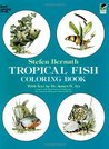 Tropical Fish Coloring Book (Dover Nature Coloring Book)