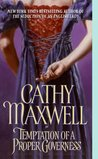 Temptation of a Proper Governess (Cameron Sisters, #1)