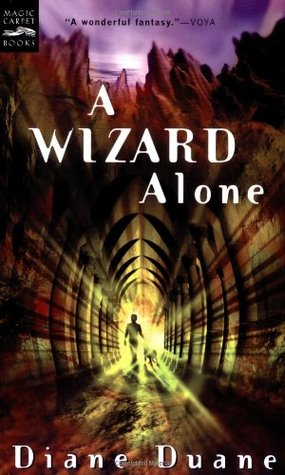A Wizard Alone(Young Wizards 6)