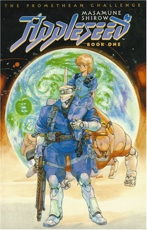 Ebook Appleseed Book 1: The Promethean Challenge by Masamune Shirow PDF!