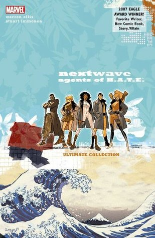 NextWave, Agents of H.A.T.E.: Ultimate Collection