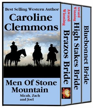 Men of Stone Mountain (Men of Stone Mountain, #1 - #3)