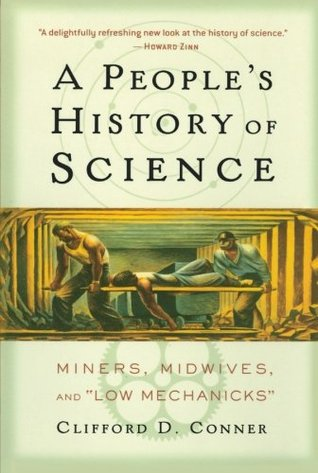 A People's History of Science by Clifford D. Conner
