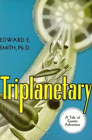 Triplanetary (Lensman, #1)