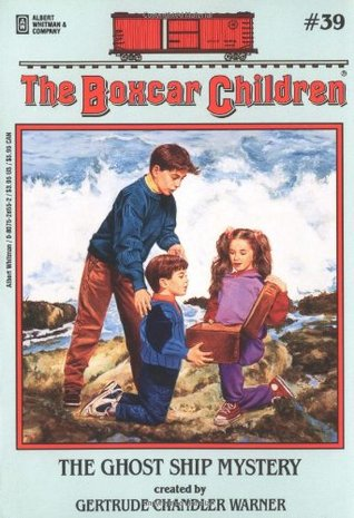 The Ghost Ship Mystery (The Boxcar Children, #39)