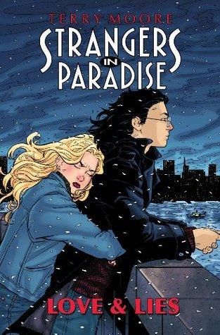Strangers in Paradise, Volume 18: Love & Lies
