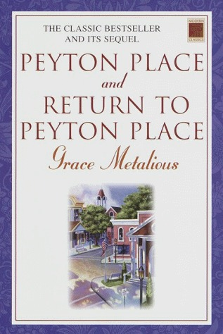 a deliberate attack on canada in peyton place by grace metalious Amc backstory: peyton place including video of interviews with the author of the book grace metalious this contains some intervew footage of the author of the book grace metalious and information on the book and the times in which it was published.