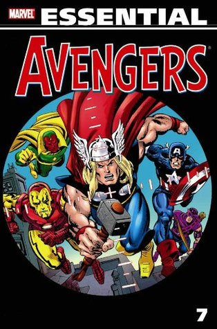 Essential Avengers, Vol. 7 by Jim Shooter