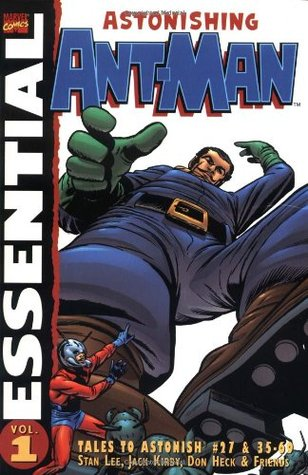 Essential Astonishing Ant Man, Vol. 1