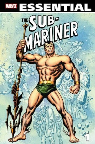Essential Sub-Mariner, Vol. 1