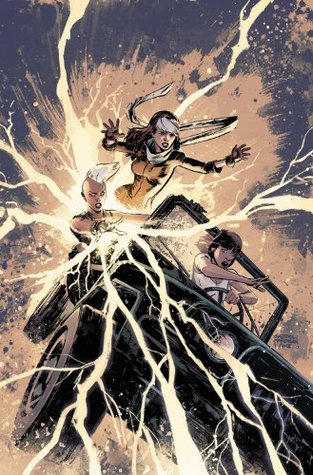 Ultimate Comics: X-Men, by Brian Wood, Volume 3