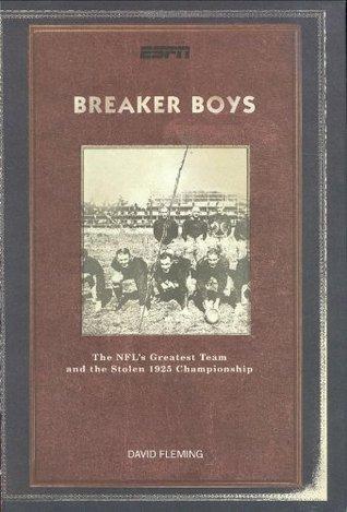 Breaker Boys by David Fleming