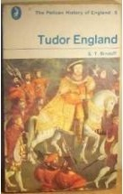 Tudor England by S.T. Bindoff