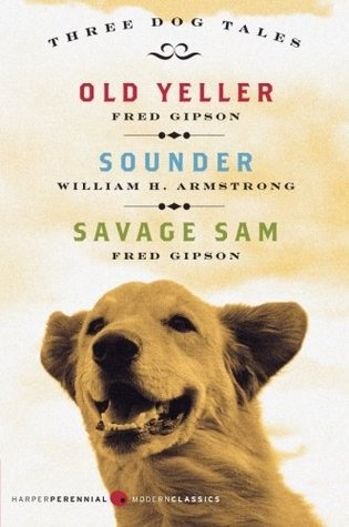Three Dog Tales by Fred Gipson