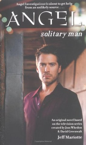 Solitary Man by Jeffrey J. Mariotte