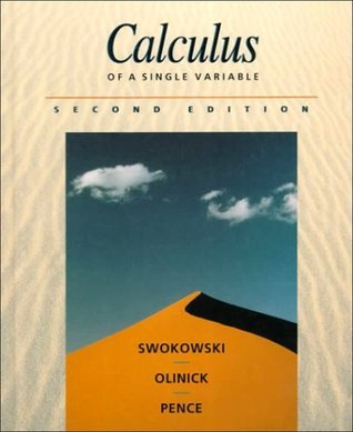 Calculus of a single variable by earl w swokowski 1572436 fandeluxe Gallery
